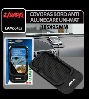 Covoras bord anti alunecare multifunctional Uni-Mat - 185x95 mm