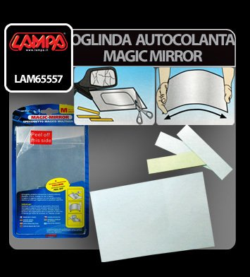 Oglinda autocolanta Magic mirror - M