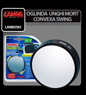 Oglinda unghi mort convexa Swing