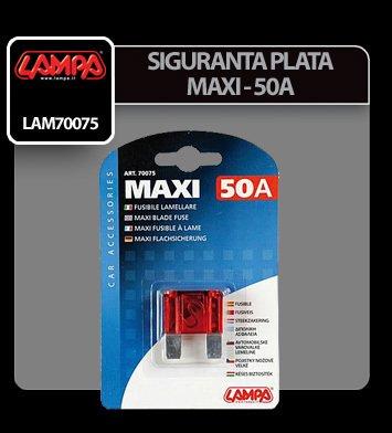 Siguranta plata Maxi - 50A