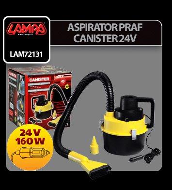 Aspirator praf Canister 24V