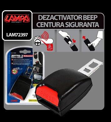 Dezactivator Beep centura sigutanta Zitto-2