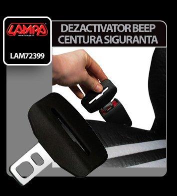 Dezactivator Beep centura sigutanta Zitto