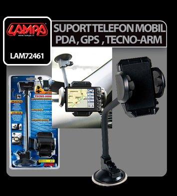 Suport telefon mobil, PDA, GPS Tecno-Arm