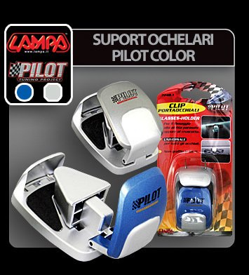 Suport ochelari Pilot color