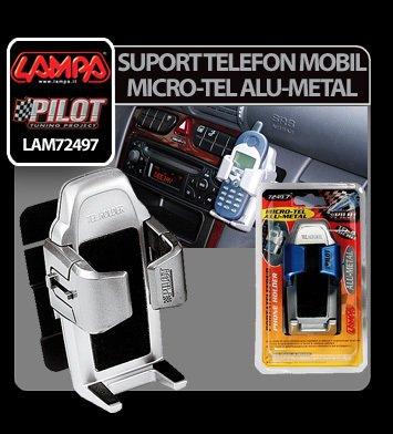 Suport telefon mobil Micro-Tel Alu-Metal