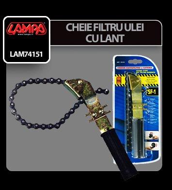 Cheie filtru ulei cu lant Lampa