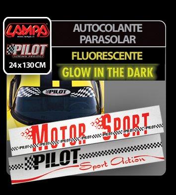 Autocol paras fluorescent 24 x 130 cm - Motor Sport