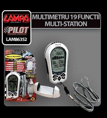 Multimetru Multi-Station cu 19 functii