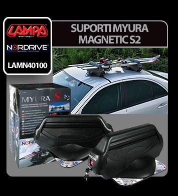 Suporti schiuri Nordrive Myura Magnetic S2
