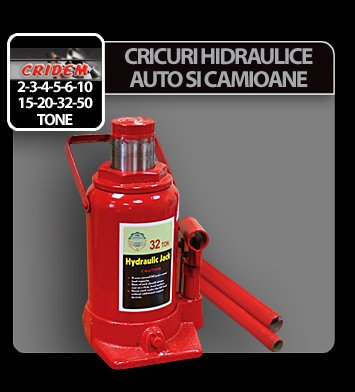 Cric hidraulic - 15000 Kg - 15 To