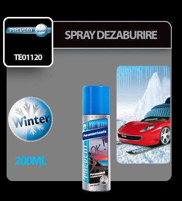 Spray dezaburire parbriz Prevent 200 ml