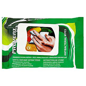 Servetele umede antibacteriene Prevent 25buc
