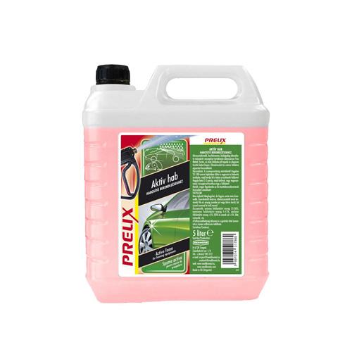 Spuma activa pentru instalatii de spalat sub presiune Prelix 5 litri