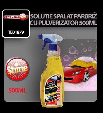 Solutie pentru curatat parbrizul cu pulv. Prelix 500ml