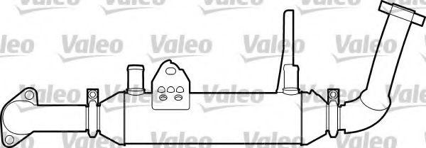 Radiator, recirculare gaze de esapament