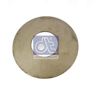 Placa presiune, roata dintata conica de echilibru-Diferentia