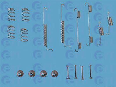 Set accesorii, sabot de frana
