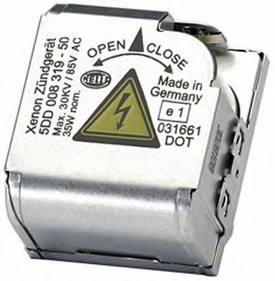 Dispozitiv aprindere, Lampa cu descarcare pe gaz