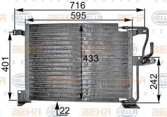 Condensator, climatizare