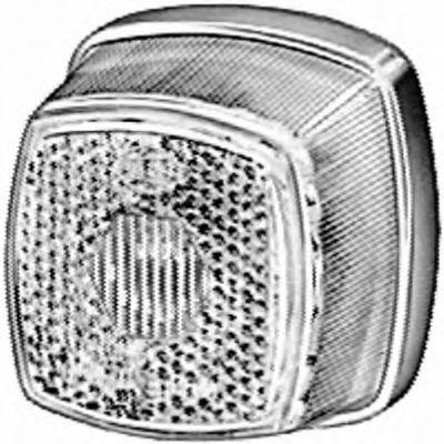 Dispersor, lampa spate